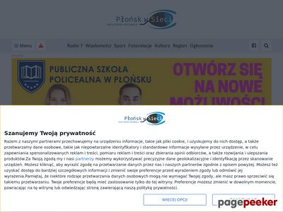 Portal aktualności powiat płoński