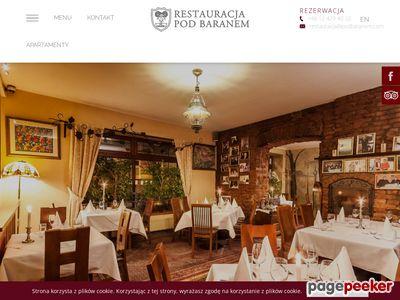 Restauracja Pod Baranem