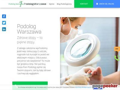 Podolog-warszawa.pro