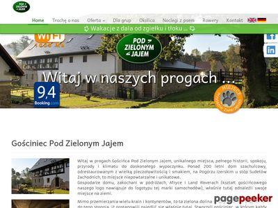 Agroturystyka Karkonosze - podzielonymjajem.pl