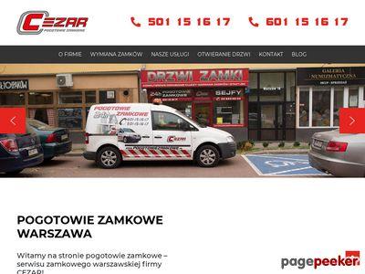 Dorabianie kluczy Warszawa