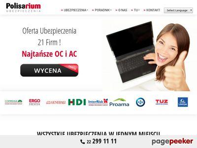 Tanie ubezpieczenia Warszawa