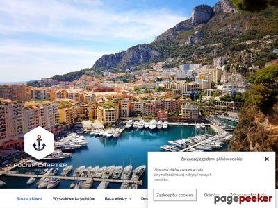 Czarter jachtów - polishcharteragency.pl
