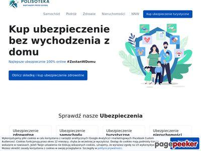 Polisoteka.pl - kup najlepsze ubezpieczenie mieszkania