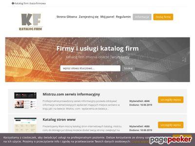 Katalog www.polskikatalogfirm.pl