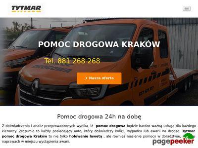 Pomoc Drogowa Kraków - Tytmar Marcin Tytuła