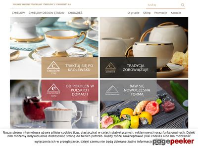 Producent porcelany