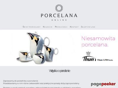 Nowoczesna porcelana - porcelana.online