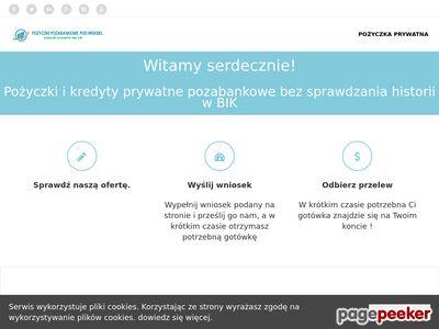Www.pozabankowo-i-prywatnie.pl