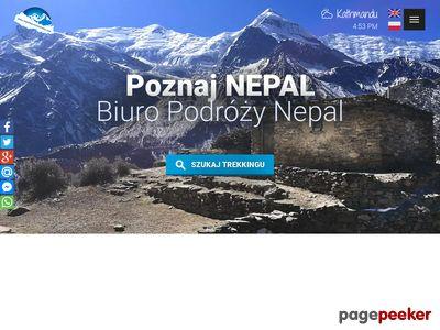 Nepal wyjazdy