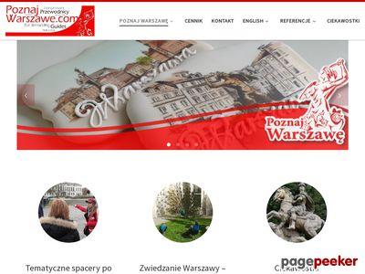 Przewodnik po Warszawie - zwiedzanie Warszawy