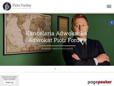 Kancelaria Adwokacka Piotr Fordey