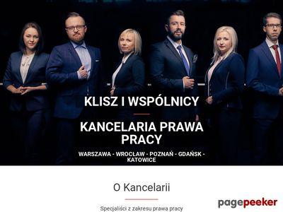 Adwokat Prawo Pracy Poznań