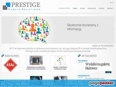 PrestigePR.pl - Biuro PR Warszawa