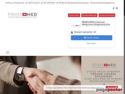 Centrum Medyczno-Diagnostyczne Prima-Med