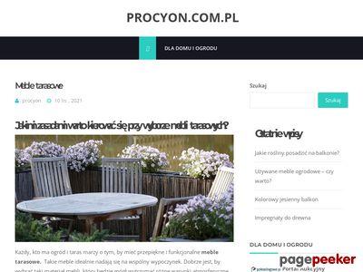 Procyon - dom ekologiczny