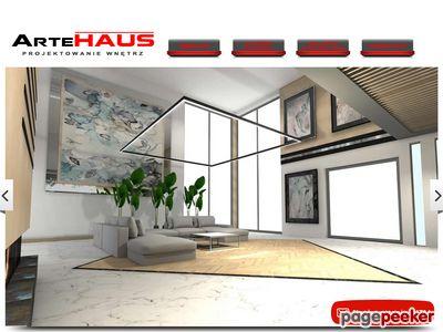 ArteHAUS - projektowanie wnętrz w niskiej cenie