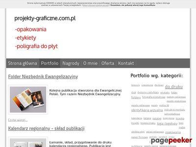 Reklama, grafika, projektowanie, ulotki, foldery
