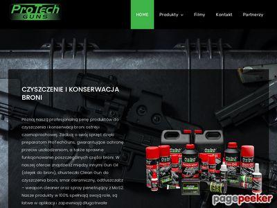 ProTechGuns - preparaty do smarowania i konserwowania broni