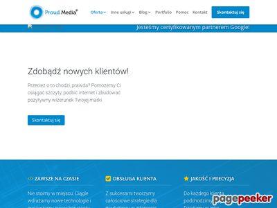 Pozycjonowanie Bielsko-Biała - proudmedia.eu