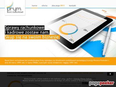 Biuro rachunkowe PRYM - biuro rachunkowe Kraków