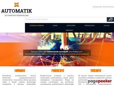 Urządzenia automatyki - przemysłowa-automatyka.com.pl