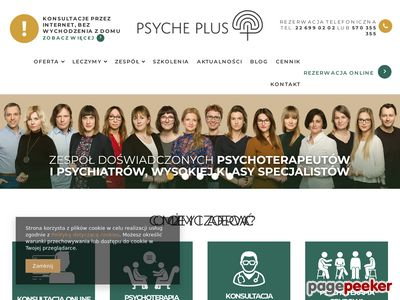 Pomoc Psychoterapia Warszawa