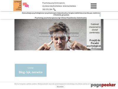 Psychoterapeuta Częstochowa- terapia małżeńska