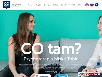 Poradnia psychologiczna CoTam? - psychoterapiacotam.pl