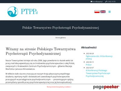 Towarzystwo psychodynamiczne - ptppd.pl