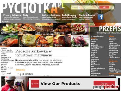 Przepisy na Pychotka.pl