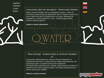 Qwater Zbigniew Kwater