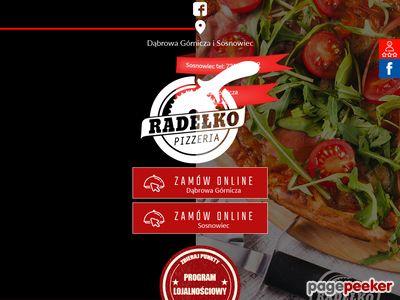 Oferta pizzerii