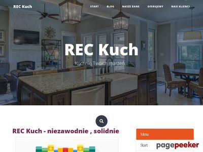 REC-KUCH PPHU ekskluzywne meble kuchenne kraków