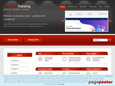 Redslim.pl - katalog witryn