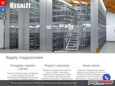 REGALIT Systemy Magazynowe