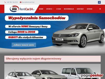 RentCar24 - Wypożyczalnia samochodów