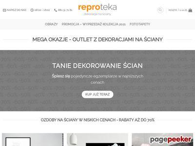 Tanie fototapety - reproteka.pl