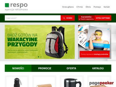 Powerbank z logo - respo.pl
