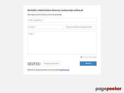 Restauracje Warszawa