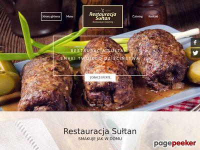 restauracjesultan.pl Restauracja i Catering