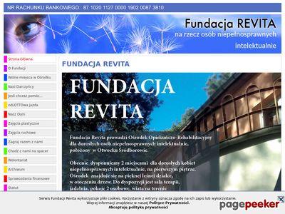 Fundacja na rzecz osób niepełnosprawnych Revita