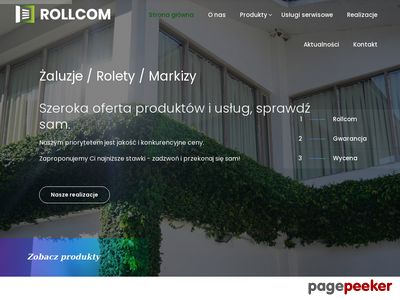 Rollcom.pl - moskitiery Kraków