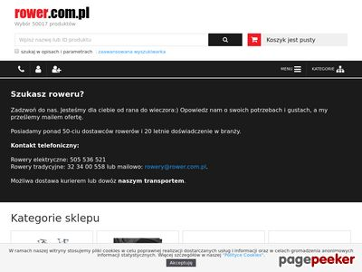 Rower.com.pl - Rowery górskie