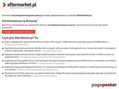 Rzecznik patentowy Warszawa