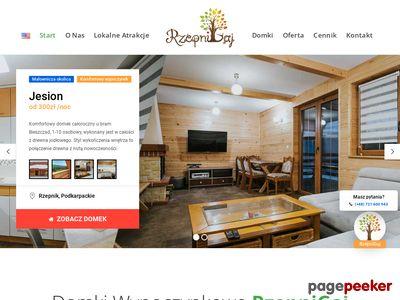 Komfortowy Domek - rzepnigaj.pl