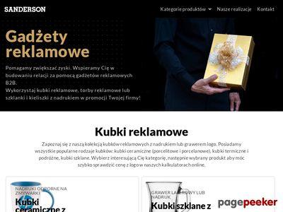 Torby polipropylenowe - sanderson.pl