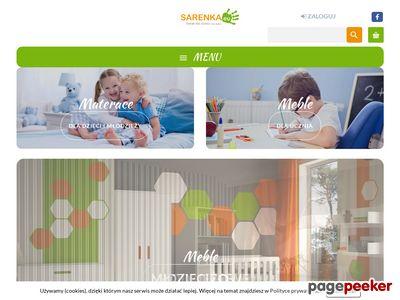 Sarenka.eu - artykuły dziecięce
