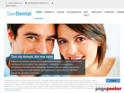 Saw-dental.pl - implanty Gliwice