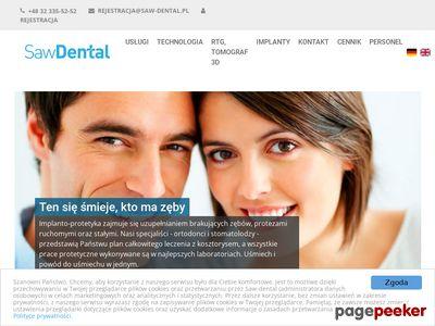 Saw-dental.pl - protetyka